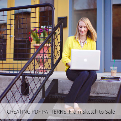 CREATING PDF PATTERNS: From Sketch to Sale