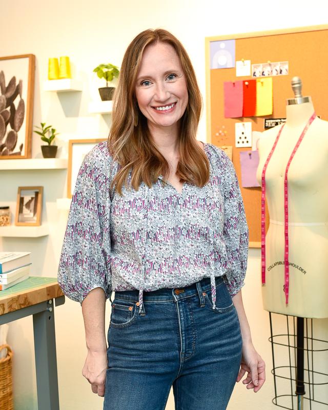 Lauren Dahl of Pattern Workshop